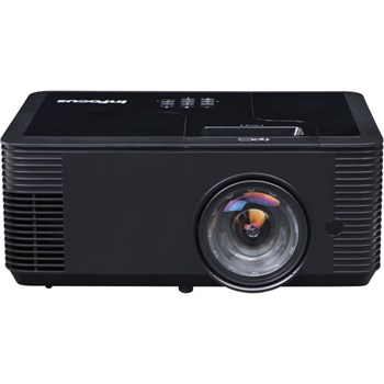 מקרן עדשה רחבה InFocus IN136ST 4000-Lumen WXGA Short-Throw DLP Projector